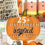 DIY Halloween Decor and Party Ideas