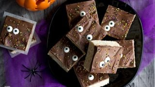 Rice Krispie Halloween Treats | Video + Easy Step by Step Picture Recipe