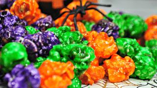 Hocus Pocus Halloween Popcorn