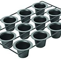 Chicago Metallic Professional 12-Cup Non-Stick Mini-Popover Pan, 16-Inch-by-10.75-Inch - 26121