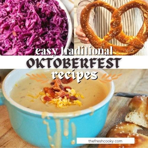 Traditional Oktoberfest Recipes