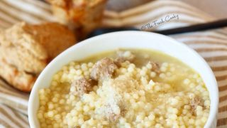 Simple Italian Wedding Soup