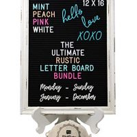 Letter Board Ultimate Bundle 12x16""