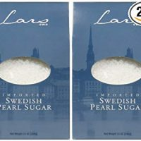 Lars' Own Swedish Pearl Sugar - 10 oz - 2 pk