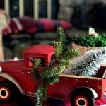 DIY Fresh Mini Christmas Trees