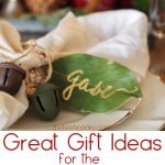 Gift Ideas for the Entertainer + Giveaway