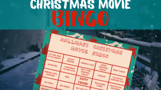 Hallmark Christmas Movie Bingo | Family Fun For The Whole Family