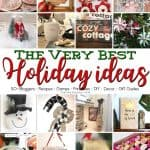 The Very Best Holiday Ideas + Giveaway