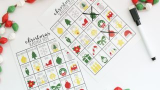 A Fun Christmas Scavenger Hunt for Kids and Adults