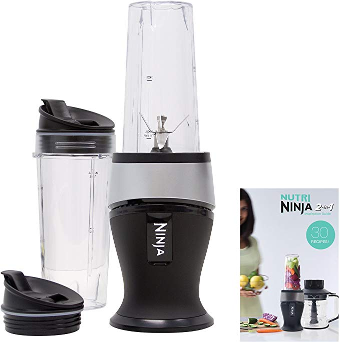 Ninja Personal Blender for Shakes, Smoothies, Food Prep