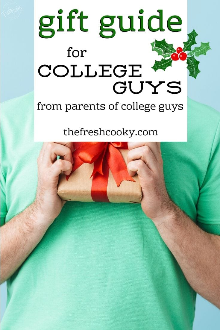 Best Gift Ideas For College Guys That They Want The Fresh Cooky