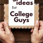 Gift Guide for College Guys