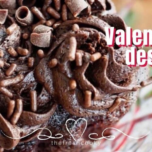 Easy Valentine's Day Desserts