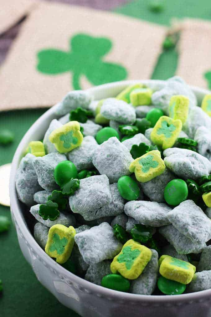 St. Patrick's Day Lucky Chow