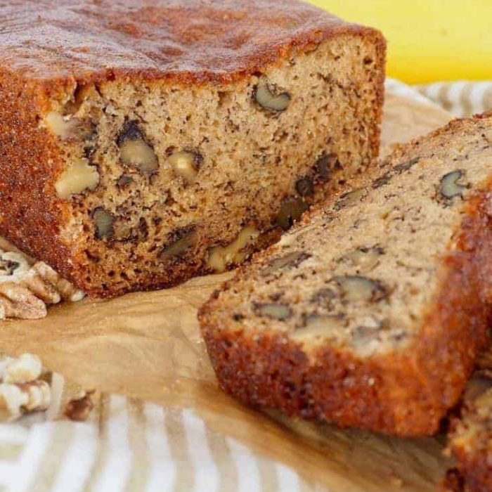 Best Easy Banana Bread Recipe (+ High Altitude & Gluten Free Option)