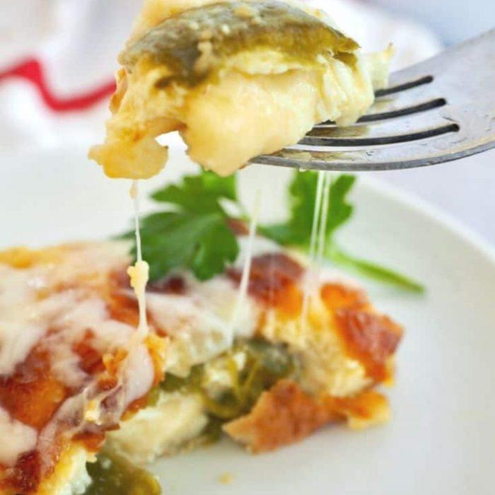 Best Easy Chile Relleno Casserole (+ Gluten Free Option)