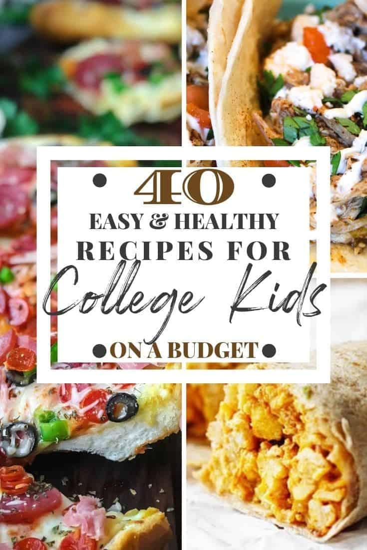 Healthy Recipes For College Students The Fresh Cooky