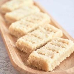 Traditional Shortbread Recipe