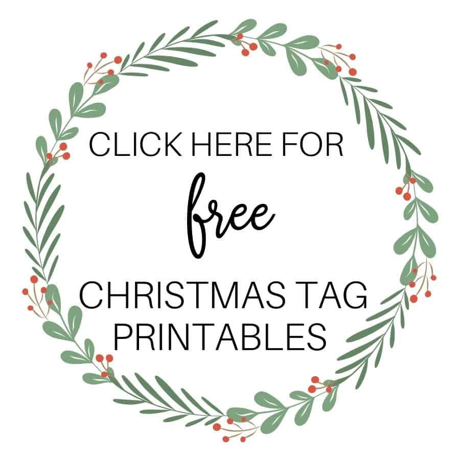 BUTTON FOR FREE CHRISTMAS GIFT TAG PRINTABLES. CLICK TO HAVE AUTOMATION STARTED