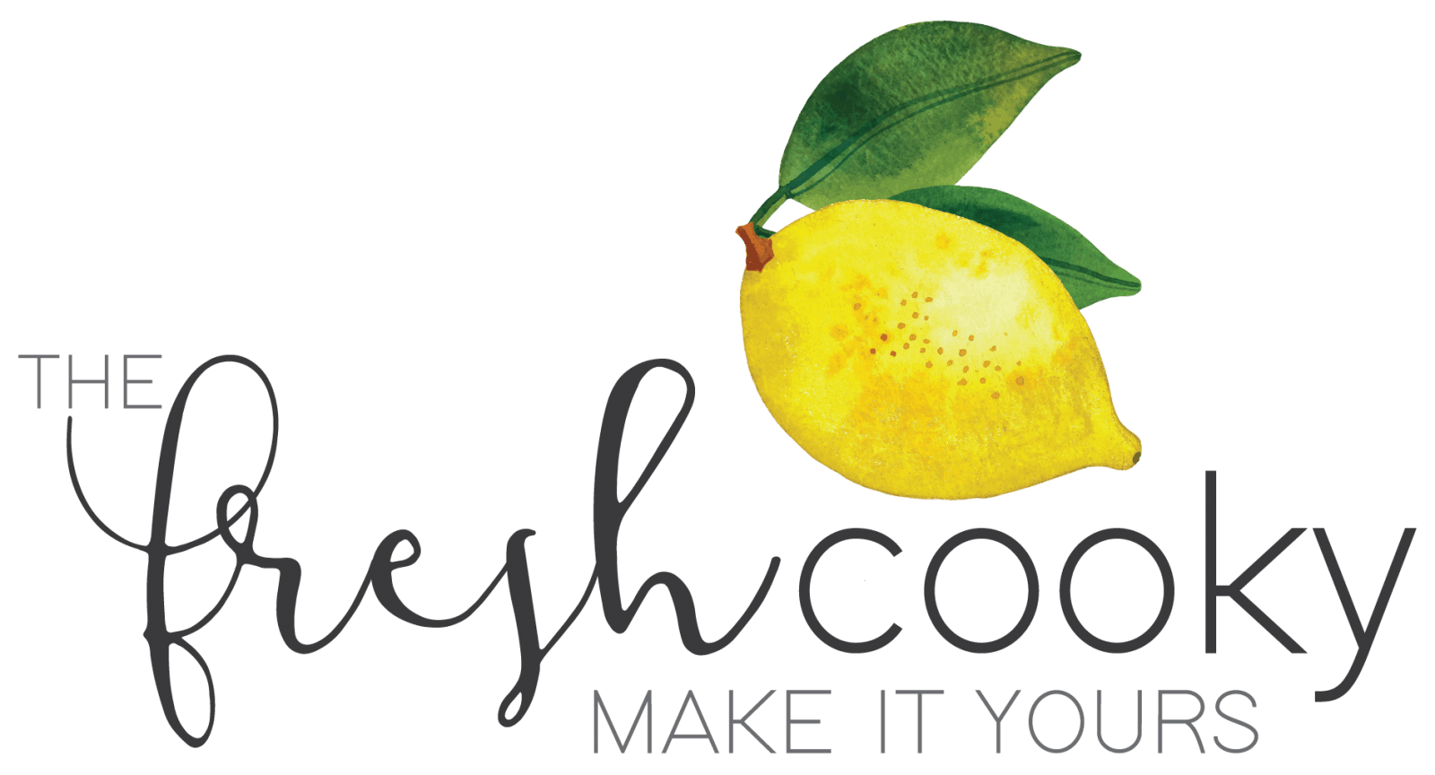 the_fresh_cooky_make_it_yours_logo with lemon