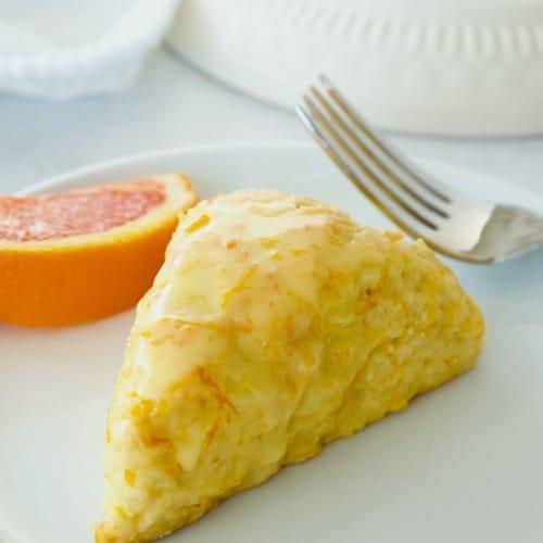 Orange Scones (Panera Copycat)